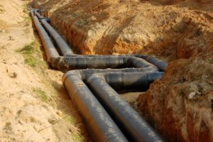 Pipes for plumbing