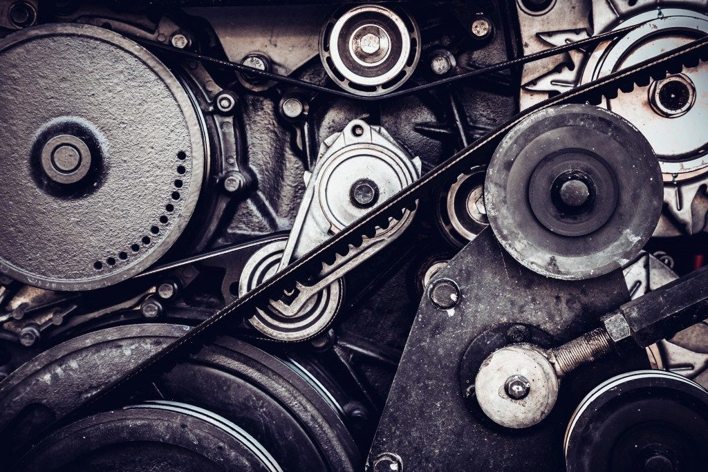gears on a vehicle