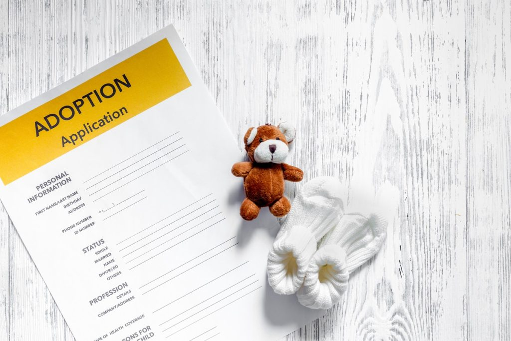 adoption application form