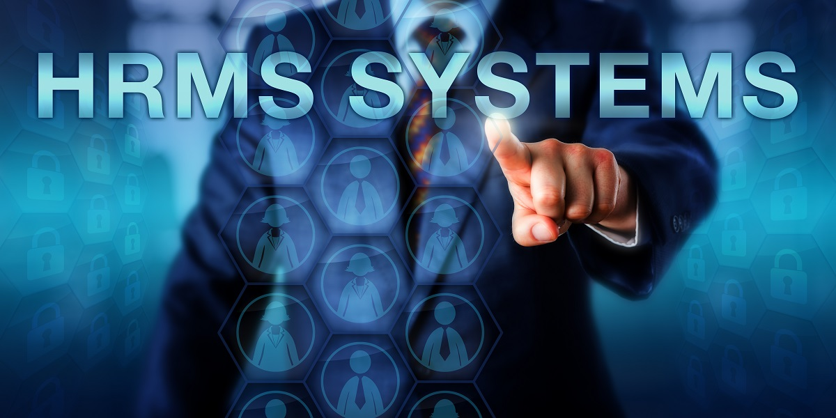 HRMS system concept