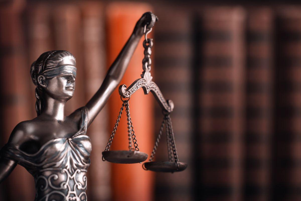legal assistance concept