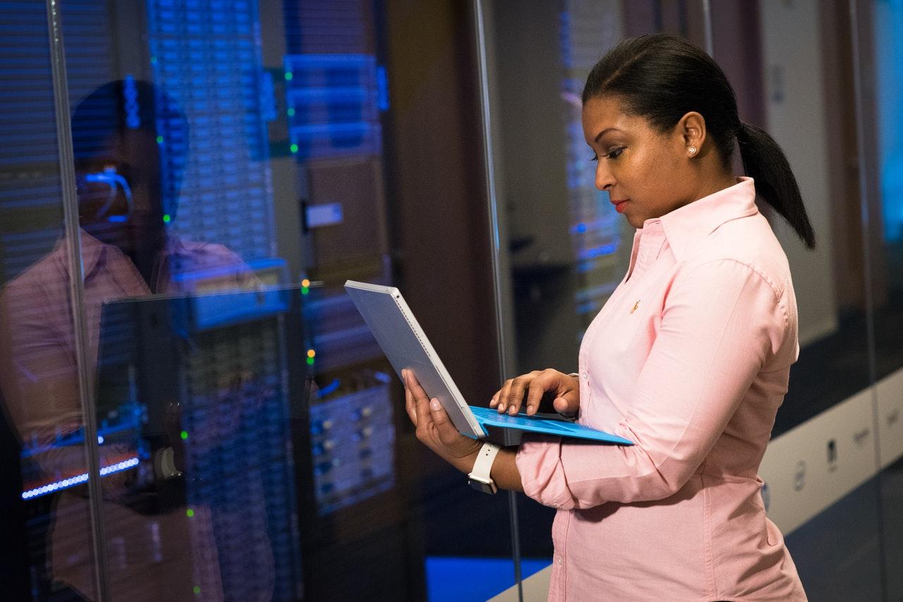 checking server